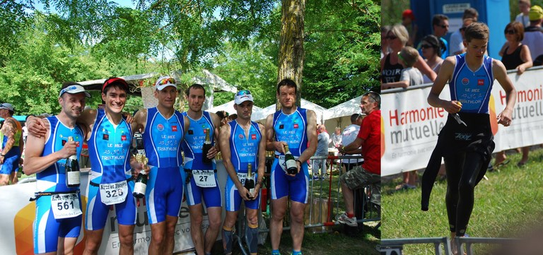 Triathlon Troyes 2015